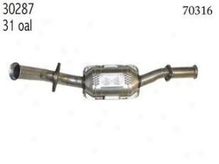 1992-1994 Ford Crown Victoria Catalytic Converter Eastern Ford Catalytic Converter 30287 92 93 94