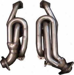 1992-1995 Dodge Dakota Headers Gibson Dodge Headers Gp300s 92 93 94 95