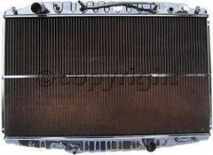 1992-1995 Lexuq Sc400 Radiator Replacement Lexus Radiator P1306 92 93 94 95