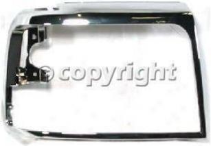 1992-1996 Ford Bronco Headlight Door Replacement Ford Headlight Door 7795 92 93 94 95 96