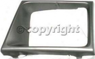 1992-1996 Ford E-150 Econoline Headlight Door Replacement Ford Headlight Door 7540 92 93 94 95 96