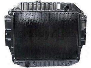1992-1996 Ford E-150 Econoline Radiator Replacement Ford Radiator P1456 92 93 94 95 96