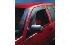 1992-2002 Ford E-150 Econoline Vent Visor Ventshade Ford Vent Visor 95242 92 93 94 95 96 97 98 99 00 01 02