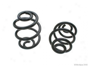 1992 Bmw 325i Coil Springs Lesjofors Bmw Coi1 Springs W0133-1605792 92