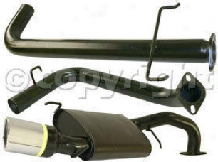 1993-1994 Eagle Vision Exhaust System Pacesetter Eagle Exhaust System 88-1348 93 94