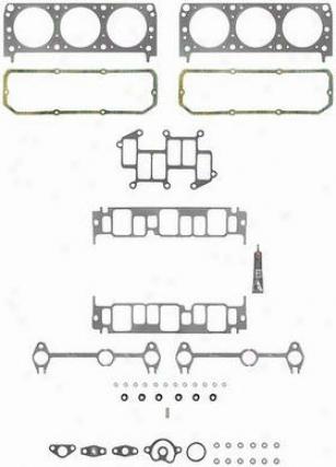 1993-1995 Chevrolet Camaro Cylinder Head Gasket Felpro Chevrolet Cylinder Head Gaskket Hs9105pt 93 94 95
