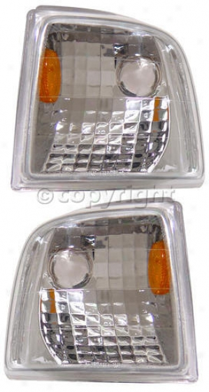 1993-1997 Ford Rangrr Corner Light Anzo Ford Corner Light 521017 93 94 95 96 97