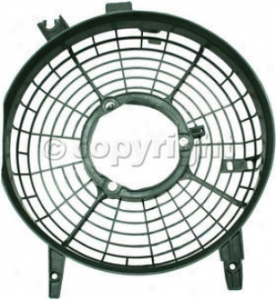 1993-1997 Geo Prizm Fan Shroud Replacement Geo Fan Shroud G190301 93 94 95 96 97