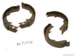 1993-2007 Subaru Impreza Parking Brake Shoe Oes Genuine Subaru Parking Brake Shoe W0133-1610592 93 94 95 96 97 98 99 00 01 02 03 04 05 06 07