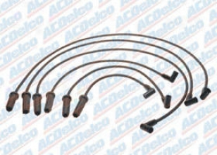 1993 Buick Skylark Ignition Wire Set Ac Delco Buick Ignition Wire Set 626h 93
