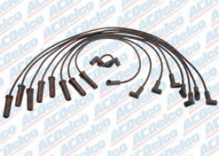 1994-1995 Chevrolet G30 Ignition Wire Sdt Ac Delco Chevrolet Ignitipn Wire Set 718c 94 95
