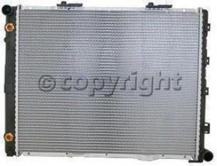 1994-1995 Mercedes Benz E420 Radiator Replacement Mercedes Benz Radiator P1432 94 95