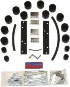 1994-1997 Chevrolet S10 Body Lift Kit Perf Accessories Chevrolet Bkdy Lift Kit 102 94 95 96 97