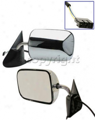 1994-1997 Dodge Ram 1500 Mirror Kool Vue Dodge Mirror Dg30el 94 95 96 97