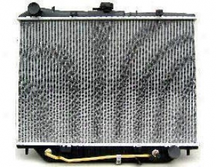 1994-1997 Honda Passport Radiator Replacement Honda Radiator P1571 94 95 96 97