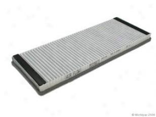 1994-1998 Audi Cabriloet Cabin Air Filter Bosch Audi Cabin Air Filter W0133-1625925 94 95 96 97 98