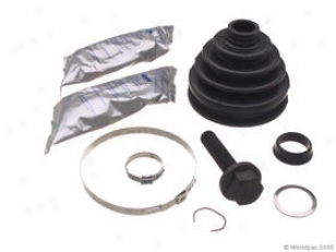 1994-1998 Audi aCbriolet Cv Boot Kit Gkn Drivetech Audi Cv Boot Kit W0133-1629805 94 95 96 97 98