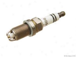 1994-1998 Audi Cabriolet Spark Plug Boscn Audi Spark Plug W0133-1640493 94 95 96 97 98