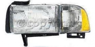 1994-2001 Dodge Ram 1500 Headlight Replacement Start aside Headlight 20-3017-78 94 95 96 97 98 99 00 01
