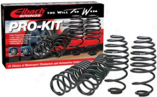 1994-2004 Ford Mustang Lowering Springs Eibach Ford Cloudy Springs 3518.140 94 95 96 97 98 99 00 01 02 03 04