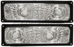 1994 Chevrolet Blazer Turn Signal Light Replacement Chevrolet Turn Signal Light Cf9401cspl 94