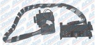 1995-1996 Chevrolet Blazer Ignition Switch Ac Delco Chevrolet Ignition Switch D1490c 95 96