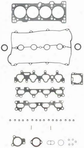 1995-1997 Kia Sephia Cylinder Head Gasket Felpro Kia Cylinder Head Gasket Hs9691pt 95 96 97