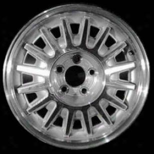 1995-1997 Lincoln Town Car Whesl Cci Lincoln Wheel Aly03126u10 95 96 97