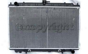 1995-1997 Toyota Tercel Radiator Replacement Toyota Radiator P1750 95 96 97