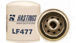 1995-1998 Audi Cabriolet Oil Flter Hastings Audi Oil Filter Lf477 95 96 97 98