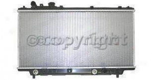 1995-1998 Mazda Protege Radiator Replacement Mazzda Radiator P1704 95 96 97 98