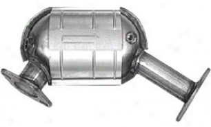 1995-2001 Subaru Impreza Catalytic Converter Catco Subaru Catalytic Converter 4366 95 96 97 98 99 00 01