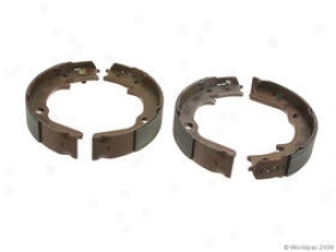 1995-2002 Chrysler Sebring Parking Brake Shoe Trw Chrysler Parking Brake Shoe W0133-1828553 95 96 97 98 99 00 01 02