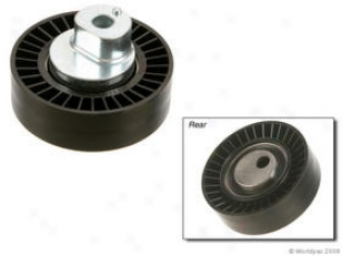 1995 Bmw 525i Accessory Belt Idler Pulley Oe Aftermarket Bmw Accessory Constraint Idler Pulley W0133-1809372 95