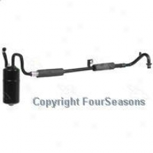 1996-1997 Ford Taurus Heater Hose 4-xeasons Ford Heater Hose 55308 96 97