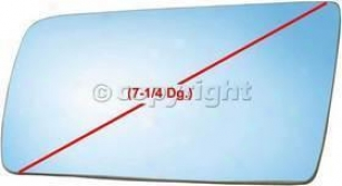 1996-1997 Mercedes Benz Sl320 Mirror Glass Ppg Auto Glass Mercedes Benz Pattern Glass 2822 96 97