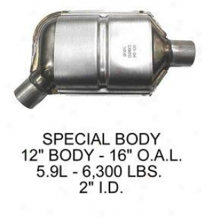 1996-1998 Bmw Z3 Catalytic Converter Eastern Bmw Catalytic Converter 70913 96 97 98