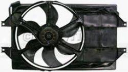1996-1998 Chrysler Sebring Radiator Fan Replacement Chrysler Radiattor Fan C610942 96 97 98