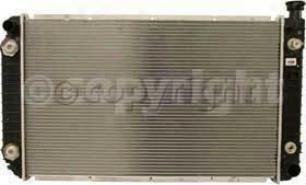 1996-1999 Chevrolet C1400 Radiator Replacement Chevrolet Radiator P1790 96 97 98 99