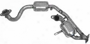 1996-1999 Ford Taurus Catalytic Converter Catco Ford Catalytic Converter 4052 96 97 98 99