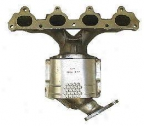 1996-2000 Honda Civic Catalytic Convertsr Eastern Honda Catalytic Converter 40248 96 97 98 99 00