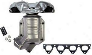 1996-2000 Honda Civic Exhaust Manifold Dorman Honda Exhaust Manifold 673-439 96 97 98 99 00