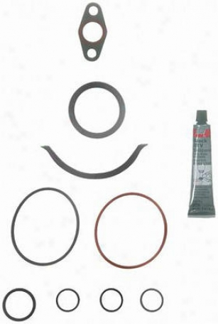 1996-2001 Infiniti I30 Timing Covering Gasket Set Felpro Infiniti Timing Cover Gasket Set Tcs45997 96 97 98 99 00 01