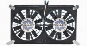 1996-2001 Toyota 4Messenger Radiator Fan Flexalite Toyota Radiator Fan 675 96 97 98 99 00 01