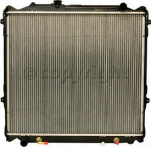 1996-2002 Toyota 4runnre Radiator Replacement Toyota Radiator P1998 96 97 98 99 00 01 02