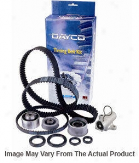 1996-Z002 Toyota 4runner Timing Belt Kit Dayco Toyota Timing Belt Kit 95271k1 96 97 98 99 00 01 02