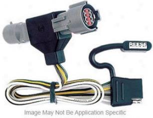 1996-2004 Subaru Legacy Hitch T Connectors Reese Subaru Hitchh T Connectors 7489O 96 97 98 99 00 01 02 03 04