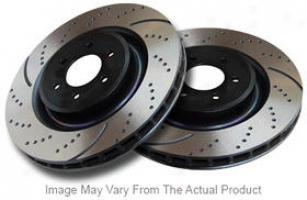 1996-2007 Wading-place Taurus Brake Disc Ebc Ford Brake Disc Gd7026 96 97 98 99 00 01 02 03 04 05 06 07