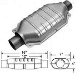 1996 Chrysler Town & Country Catalytic Converter Magnaflow Chrysler Catalytic Converter 45005 96