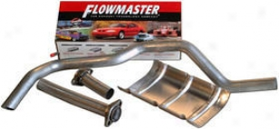 1997-1998 Wading-place Explorer Exhaust System Flowmaster Ford Exhaust System 17363 97 98